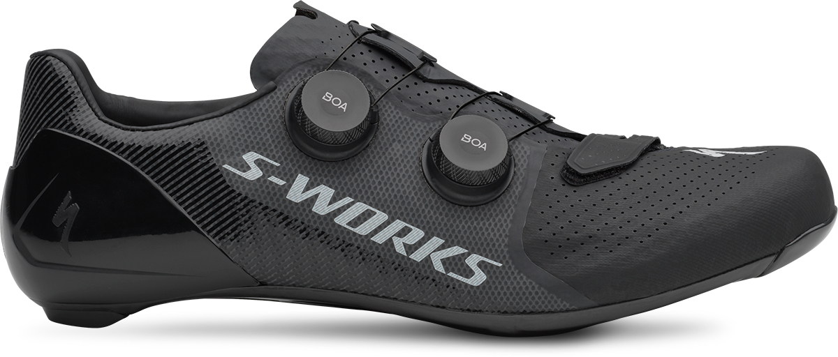 S-WORKS 7 ROAD SHOE BLACK 36