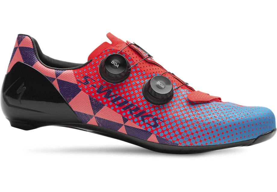 S-WORKS 7 LTD RD SHOE RED HOOK CRIT 39