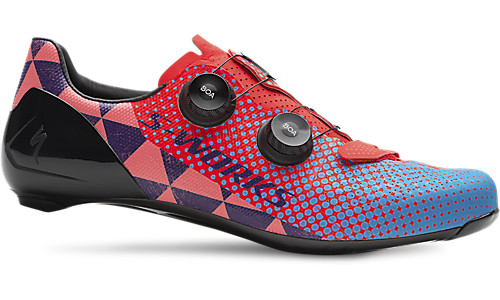 S-WORKS 7 LTD RD SHOE RED HOOK CRIT(男女共通モデル)