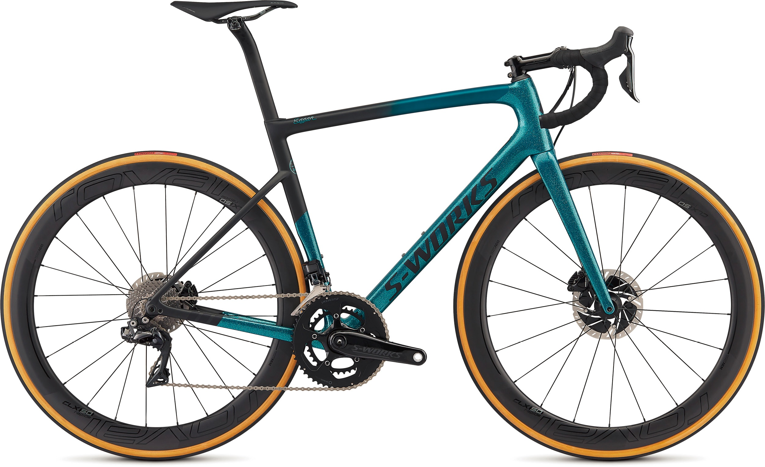 S-WORKS TARMAC MEN DISC DI2 SAGAN COLLECTION