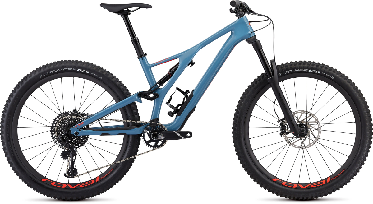 STUMPJUMPER FSR MEN EXPERT CARBON 27.5