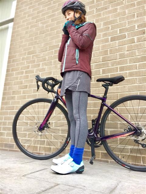 ロード バイク 納車 服装