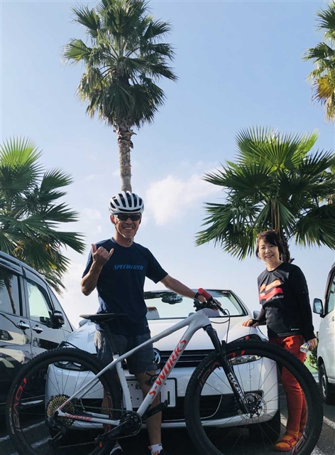 OFF-ROAD TRIATHLON in TAHARA レポート