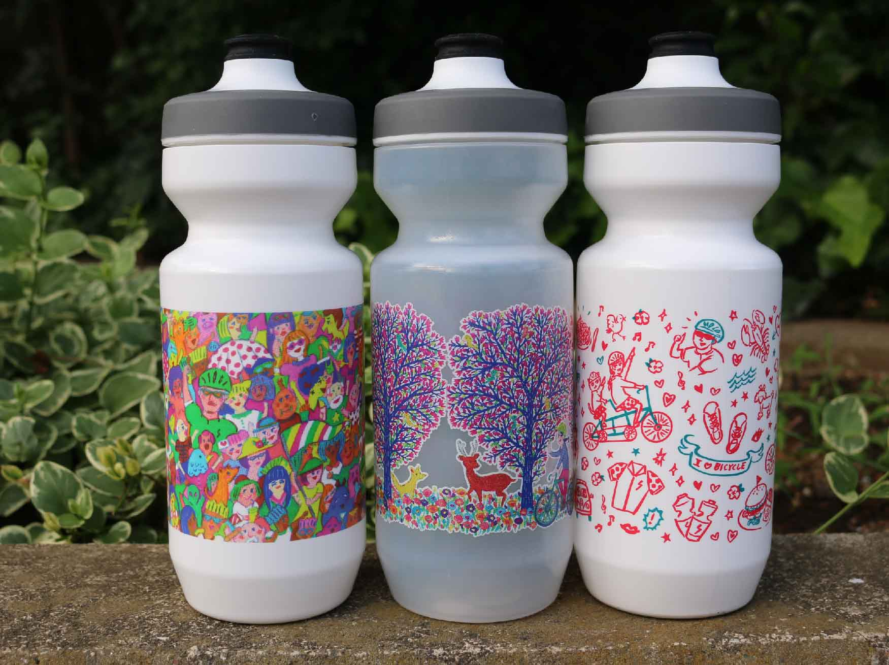 22OZ PURIST WATERGATE BOTTLE DESIGNER'S COLLECTION