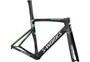 S-WORKS VENGE DISC FRAMESET SAGAN COLLECTION DECON BLK 54